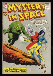 Mystery In Space #66 VF- 7.5