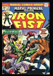 Marvel Premiere #19 VF 8.0 1st Colleen Wing!