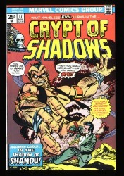 Crypt of Shadows #17 NM- 9.2