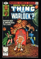 Marvel Two-In-One #63 NM 9.4