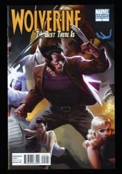Wolverine: The Best There Is #2 VF 8.0 1:75 Djurdjevic Variant