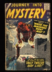 Journey Into Mystery #53 GD- 1.8 Robot Cover!