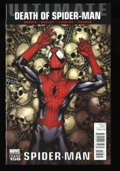 Ultimate Spider-man #158 NM+ 9.6 1:20 Mcniven Variant