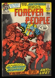 Forever People #3 VF+ 8.5