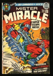 Mister Miracle #6 FN 6.0 1st Female Furies!