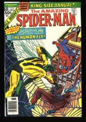 Amazing Spider-Man Annual #10 VF/NM 9.0 1st Human Fly!