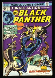 Jungle Action #12 VF+ 8.5 Black Panther!