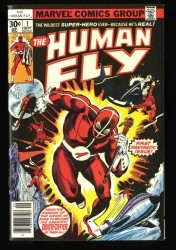 Human Fly #1 NM 9.4