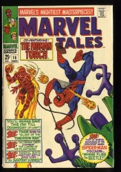 Marvel Tales #16 FN 6.0 White Pages