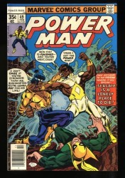 Power Man and Iron Fist #49 VF 8.0