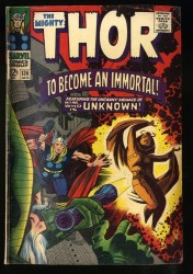 Thor #136 VG 4.0 1st Adult Lady Sif!