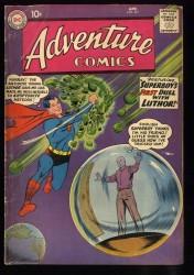 Adventure Comics #271 VG- 3.5