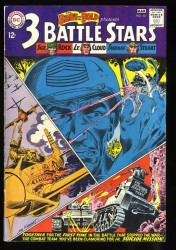 Brave And The Bold #52 FN- 5.5 3 Battle Stars Sgt. Rock!