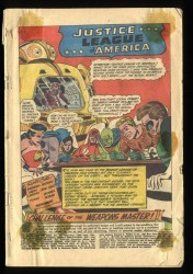 Brave And The Bold #29 Coverless Complete! 2nd Justice League of America!