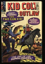 Kid Colt Outlaw #125 VF- 7.5 White Pages