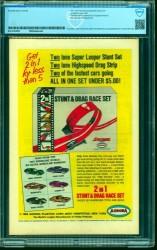Back Cover Green Lantern 65