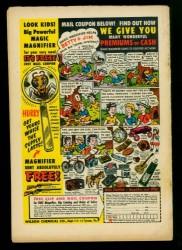 Back Cover Adventure Comics 245