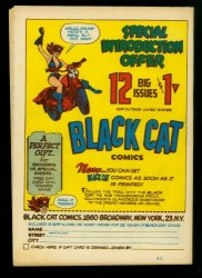 Back Cover Black Cat 2