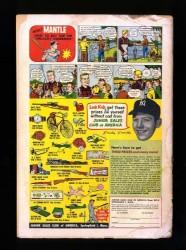 Back Cover World's Finest Comics 89