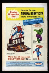 Back Cover Marvel Tales 7