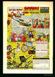 Back Cover Detective Comics 240