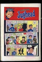 Back Cover Archie's Joke Book Magazine 1