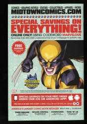 Back Cover All New Wolverine 2