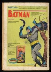 Back Cover Batman 171