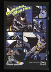 Back Cover Detective Comics 1