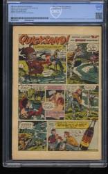 Back Cover Detective Comics 164