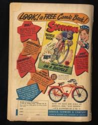 Back Cover World's Finest Comics 42