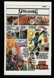 Back Cover X-Men 106