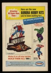 Back Cover Avengers 36