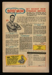 Back Cover Sgt. Fury and His Howling Commandos 28