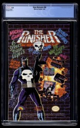 Back Cover New Mutants 98