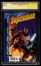 Back Cover Just Imagine Stan Lee Creating Superman 0
