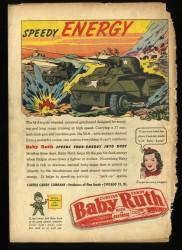 Back Cover Detective Comics 25