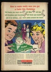 Back Cover Archie Comics 144