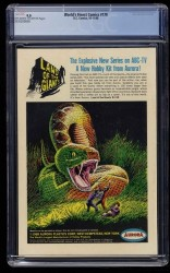 Back Cover World's Finest Comics 179
