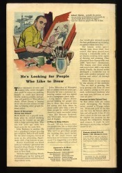 Back Cover Tales Of Suspense 60