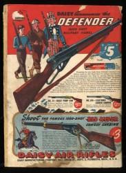Back Cover All-Star Comics 11