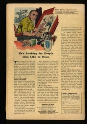 Back Cover Tales Of Suspense 48