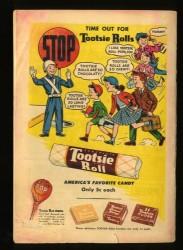 Back Cover Detective Comics 225