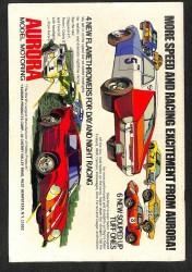 Back Cover World's Finest Comics 198