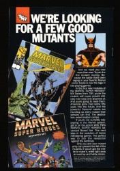 Back Cover Web of Spider-Man 36
