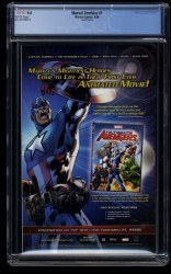 Back Cover Marvel Zombies 1