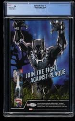 Back Cover Fantastic Four (2018) 1