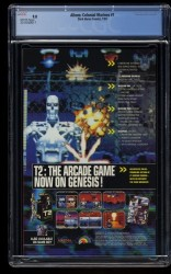 Back Cover Aliens: Colonial Marines 1
