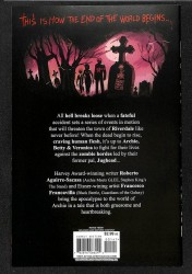 Back Cover Afterlife with Archie 1