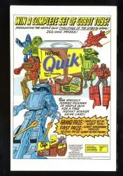 Back Cover Punisher (1986) 1